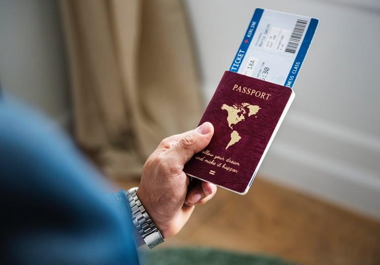 Vergoeding reis- verblijfskosten buitenlandse dienstreis