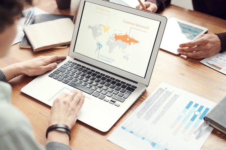 Internationale Rechnung erstellen
