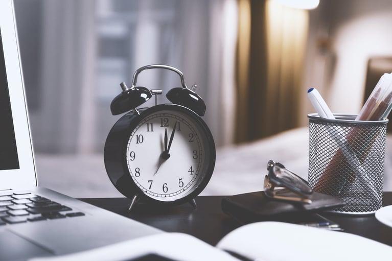 Neuregelung der Arbeitszeiterfassung