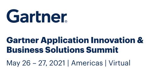 Gartner Application Innovation & Business Solutions Summit