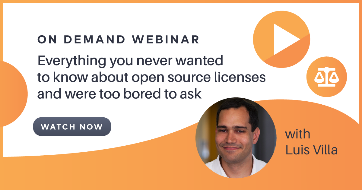 Everything you never wanted to know about open source licenses and were too bored to ask