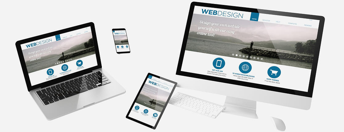 Web Design That Connects Quickly And Maintains That Connection