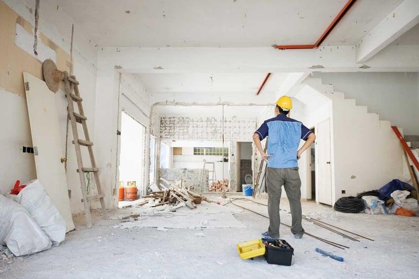 Gesundheits- und umweltverträgliche Baustoffe - schadstoffarmer Innenausbau