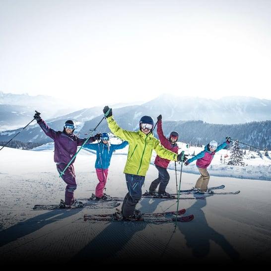 skifahren-freunde-flachau Zimmer im Hotel am Starjet mit Frühstück und top  Ausstattung