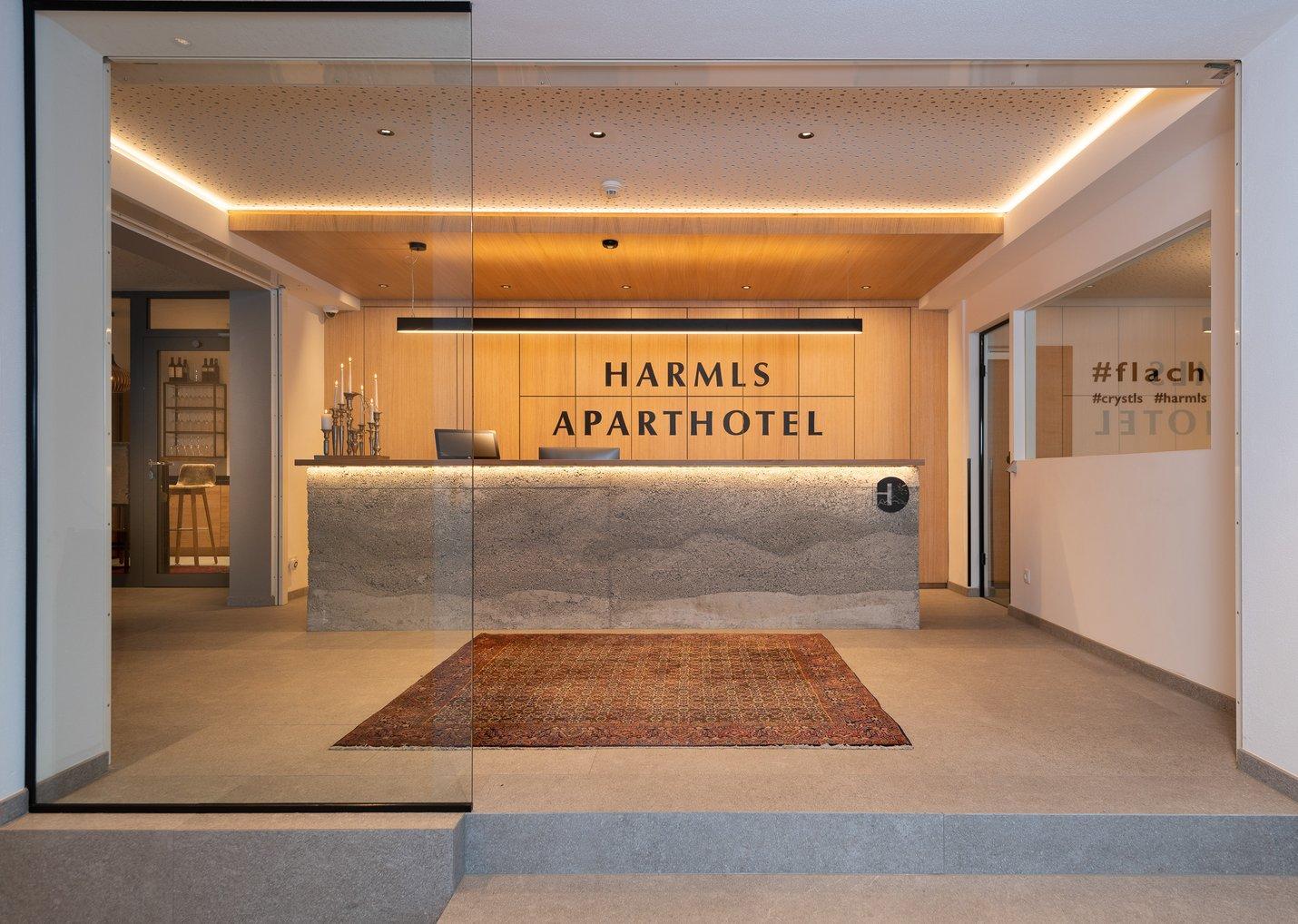 Harmls Buchen Appartements Zimmer
