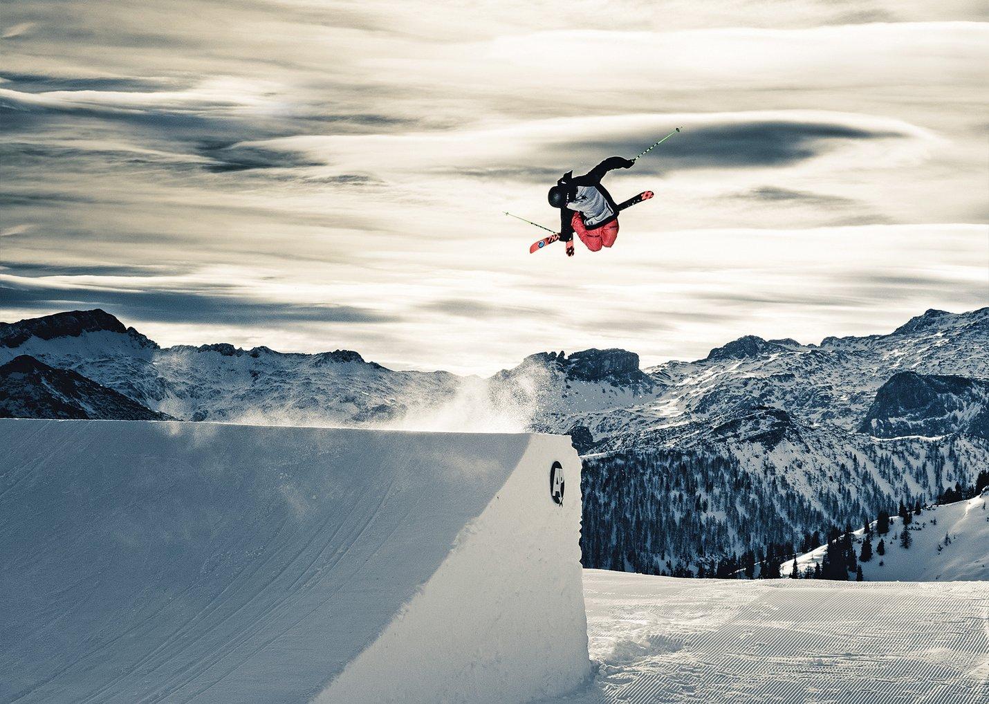 Absoloutpark Ski Amadé Harmls Aparthotel Skiurlaub an der Piste Flachau