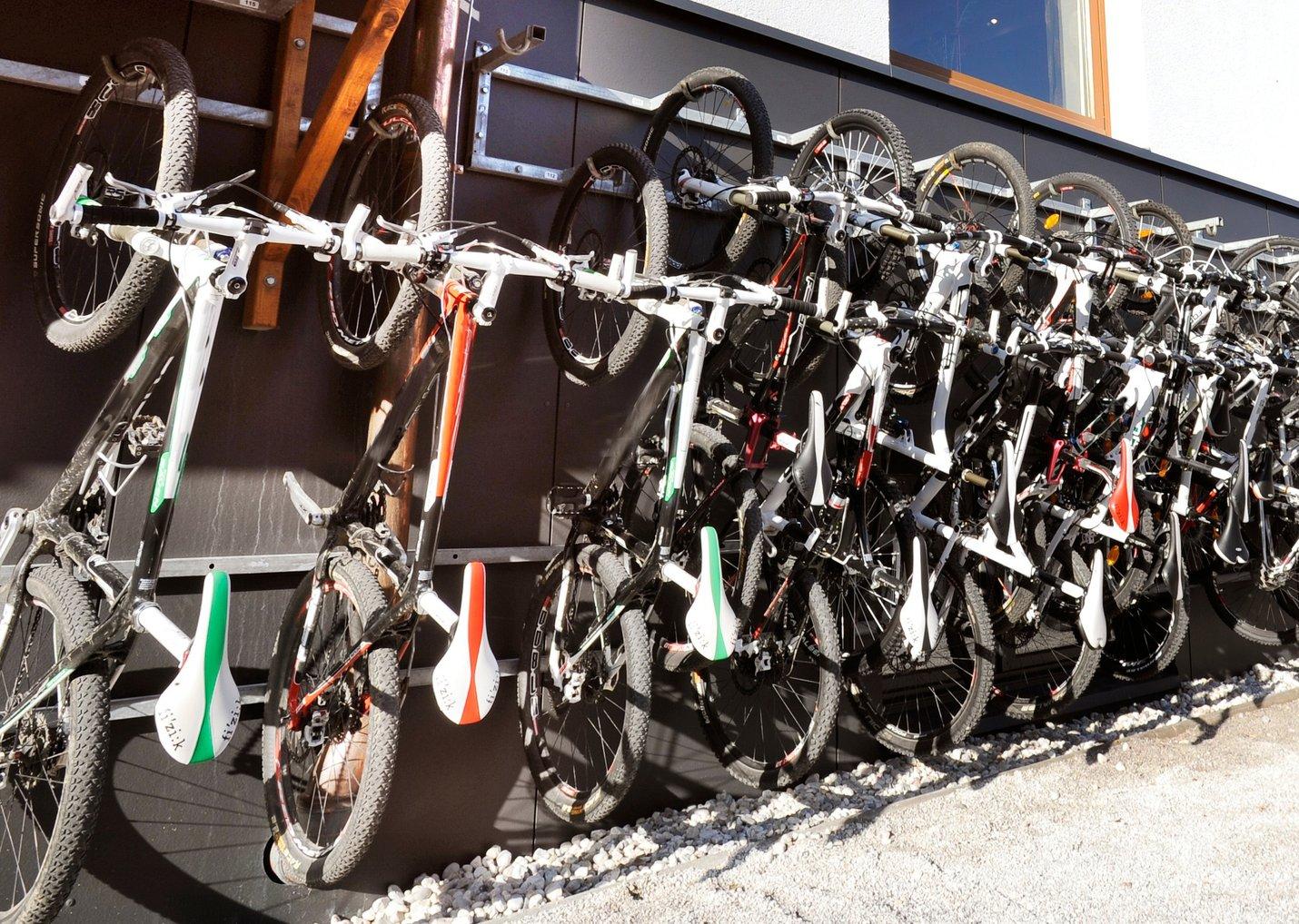 Bikeverleih Tauernhof 2001 (3)