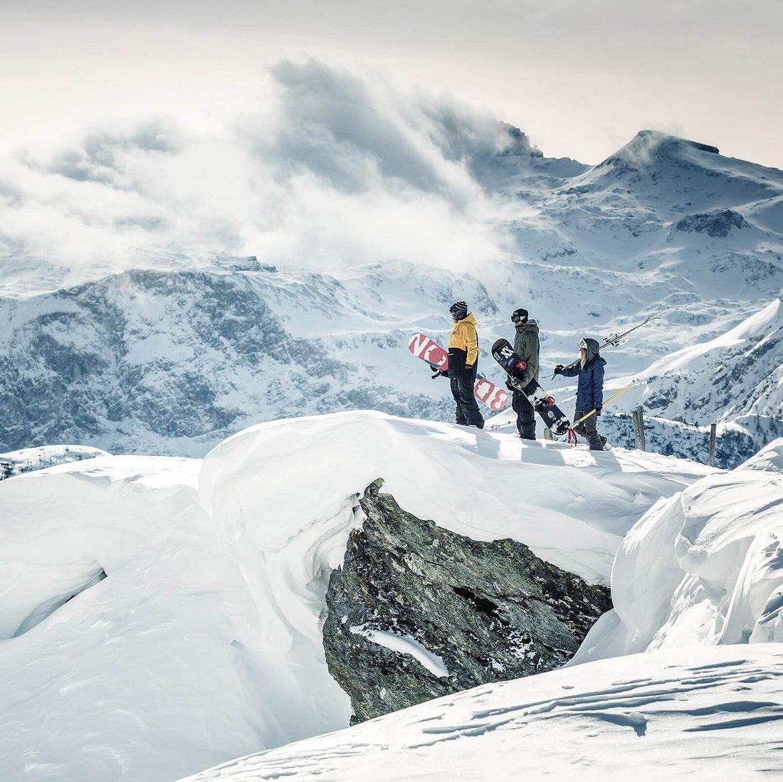 Flachau Hotel Piste Tauernhof Skifahren