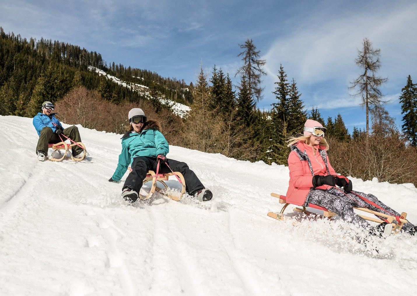 Hotel Tauernhof Wintersport abseits der Pisten_5990