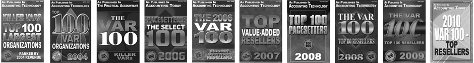 Sage ERP Accpac Top 100 VAR, Equation Technologies, Top 100 Pacesetters, Top 100 Value Added Reseller (VAR)