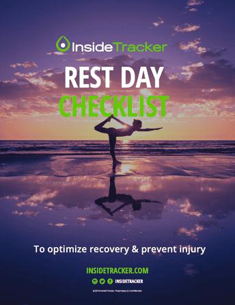 Rest Day Checklist