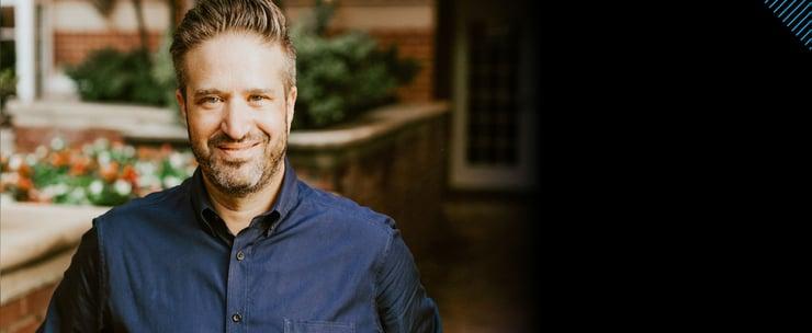 Headshot of Jason Simon, CEO of SimpsonScarborough