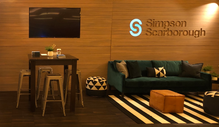 SimpsonScarborough Booth at AMA