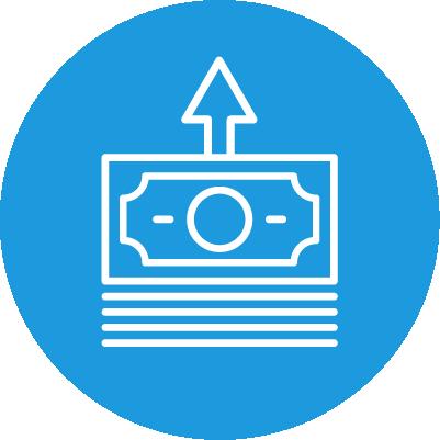 CaseStudy_CardNow_Icon_IncreasedRev-blue
