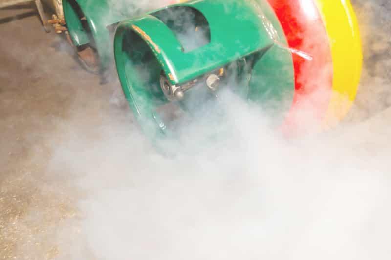 f-gas normativa su come adeguare l'essicatore a ciclo frigorifero