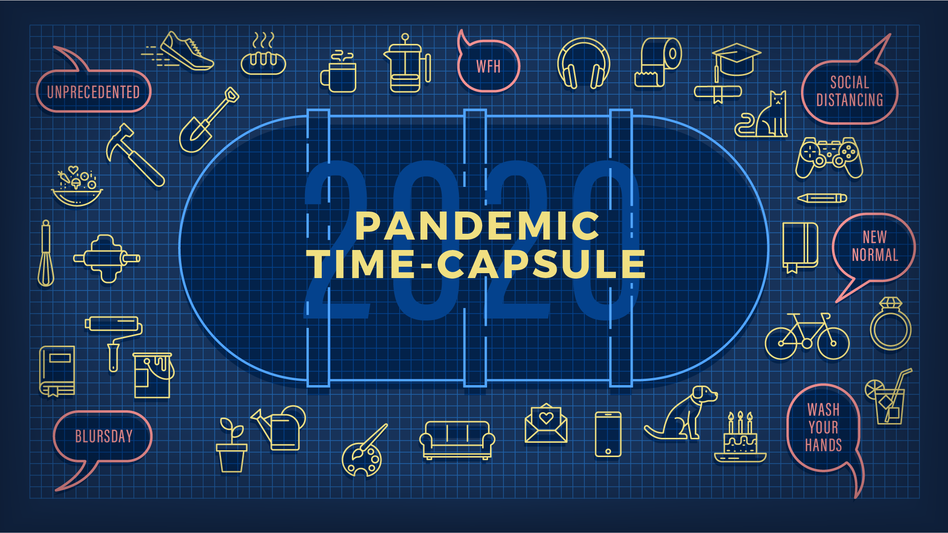 Your pandemic time capsule