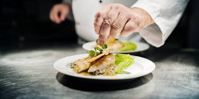 Gastronome professionnels volaille demande