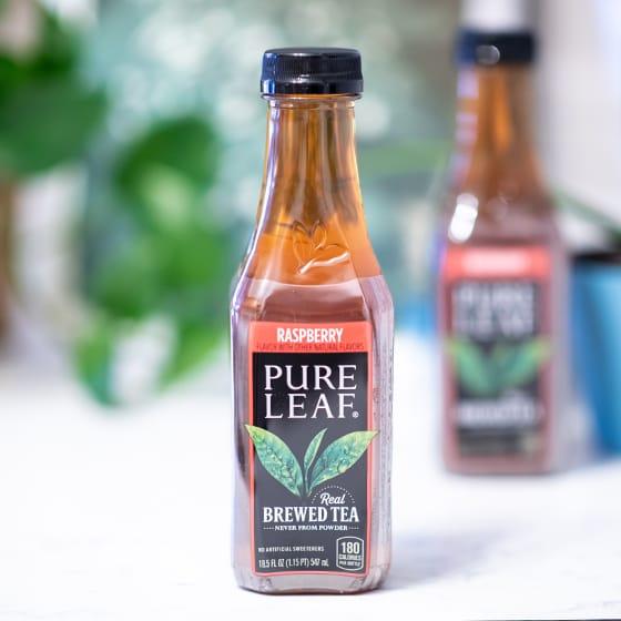 Pure Leaf Tea bottle