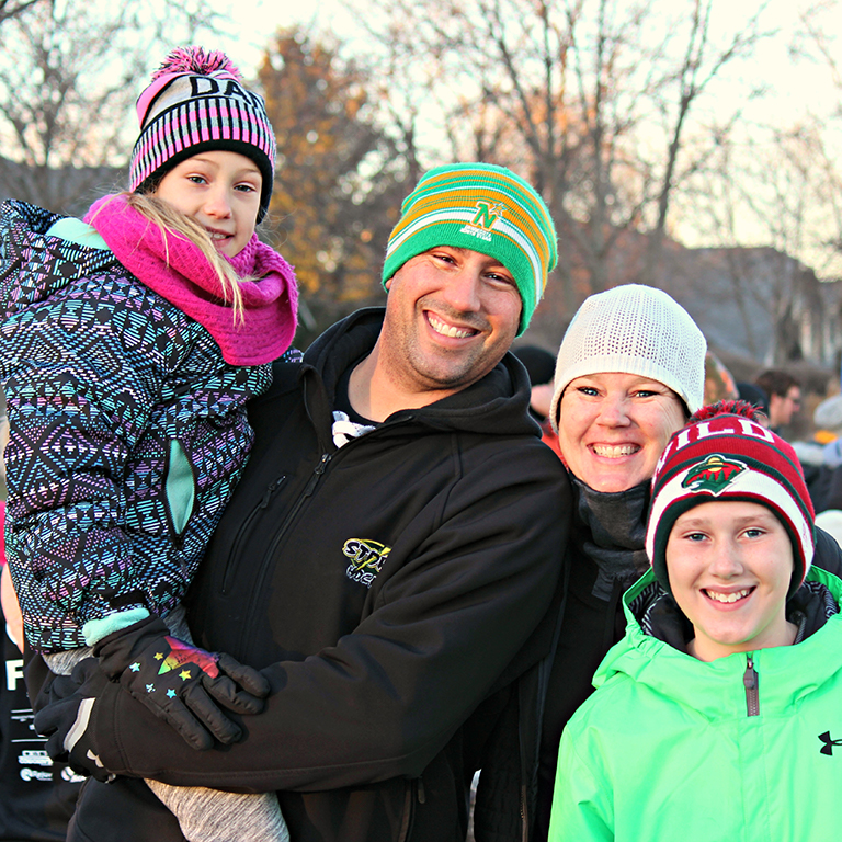 Eric Sjogren family