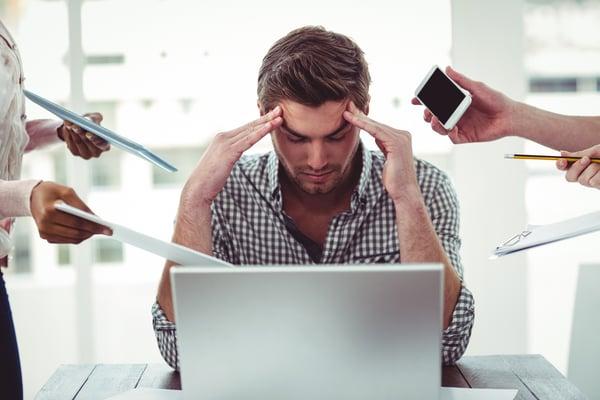Lograr resultados en el trabajo sin sentirnos abrumados