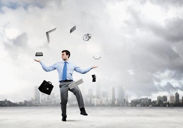 priorizar y delegar tareas con flujos de trabajo