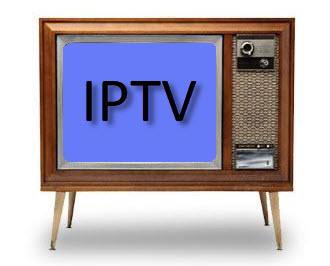 IPTV-screen
