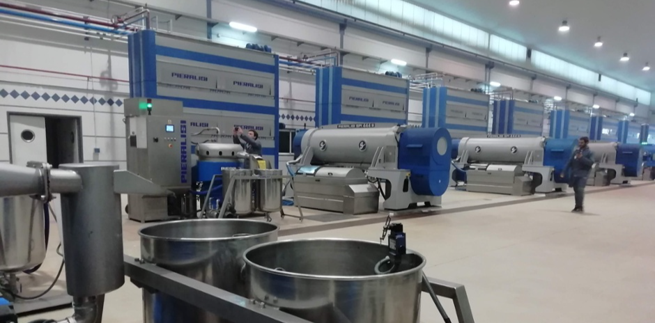 What is an Olive Oil Mill?
