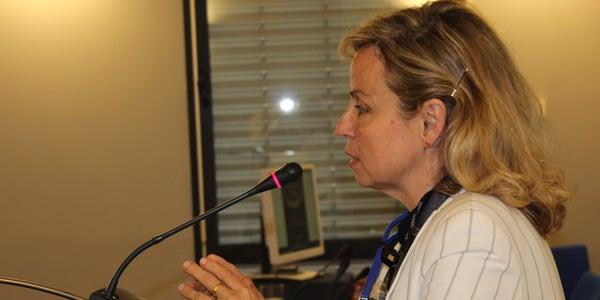 Susana Romera, Directora Técnica ESAO, Escuela Superior del Aceite de Oliva