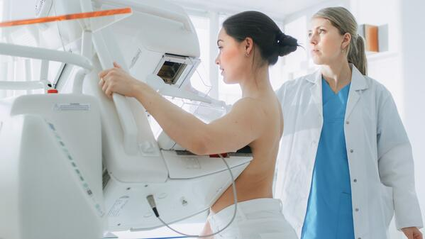 What Should I Expect at My First Mammogram?