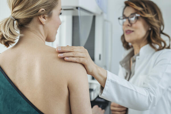 Do Breast Calcifications Mean That I Have Breast Cancer?