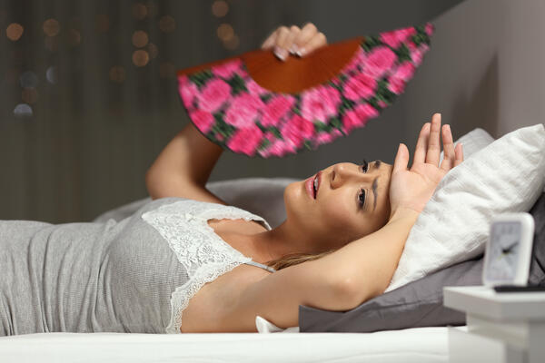 Cancer Survivors Can Combat the Long-Term Side Effect of Night Sweats