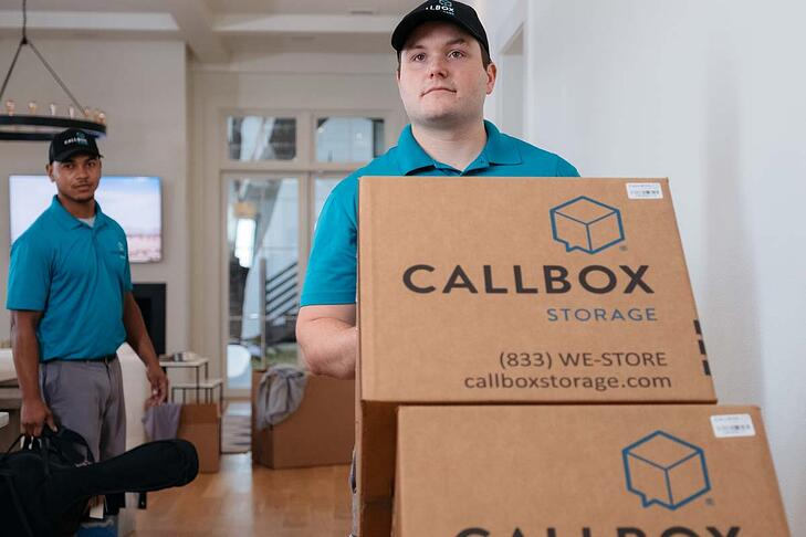 Callbox Storage is the best moving solution from start to finish