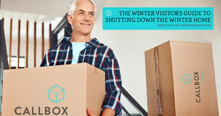 The Winter Visitor's Guide to Shutting Down a Winter Home