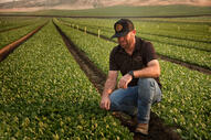 Duncan Family Farms - First to install Innovative Irrigation Water Treatment System