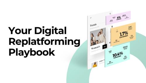 Digital Replatforming E-book - Feature Image