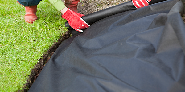 How to Install a Weed Barrier
