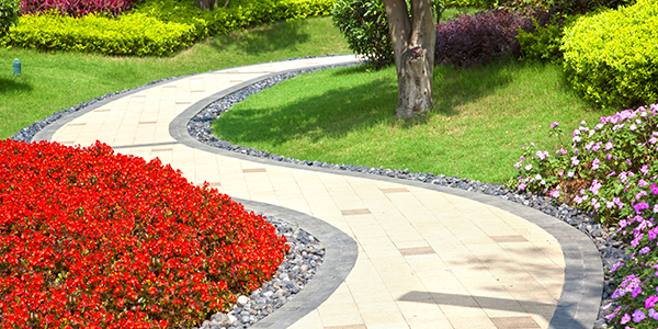 Garden Paths and Walkway Ideas