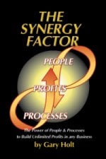 The Synergy Factor book