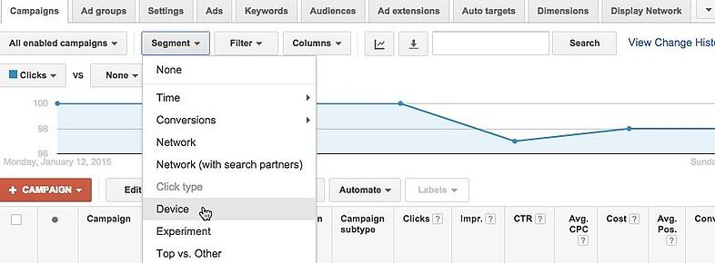 5 Ways to Optimize AdWords Campaigns for Mobile