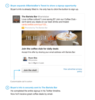 Make the Most of Twitter Lead Generation Cards