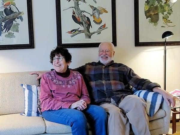 Meet Kendal Residents: Larry & Betsy