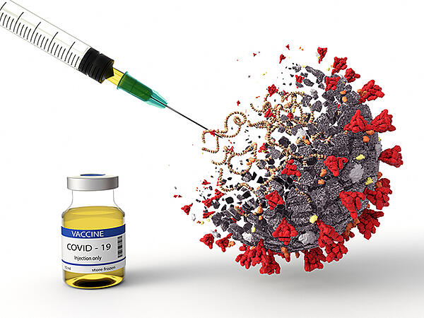 FAQ: 5 Questions About the COVID-19 Vaccine