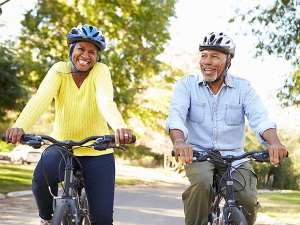 Get Outside and Hike, Bike or Run