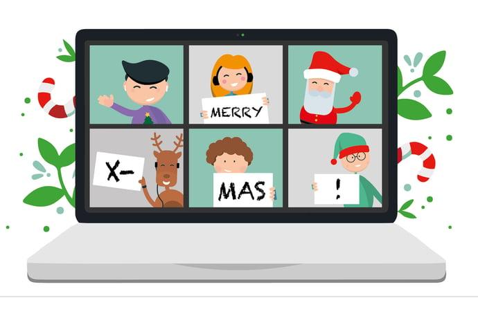 Frohe Weihnachten wünscht die sovanta AG