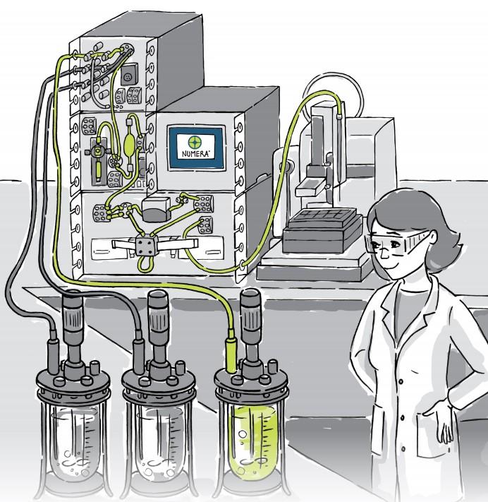 Les innovations PAT au service des bioprocédés 4.0