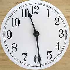analog clock resized 600