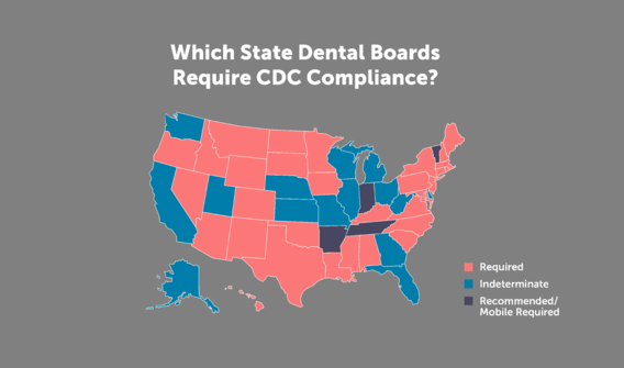 state-dental-boards-cdc-compliance-map