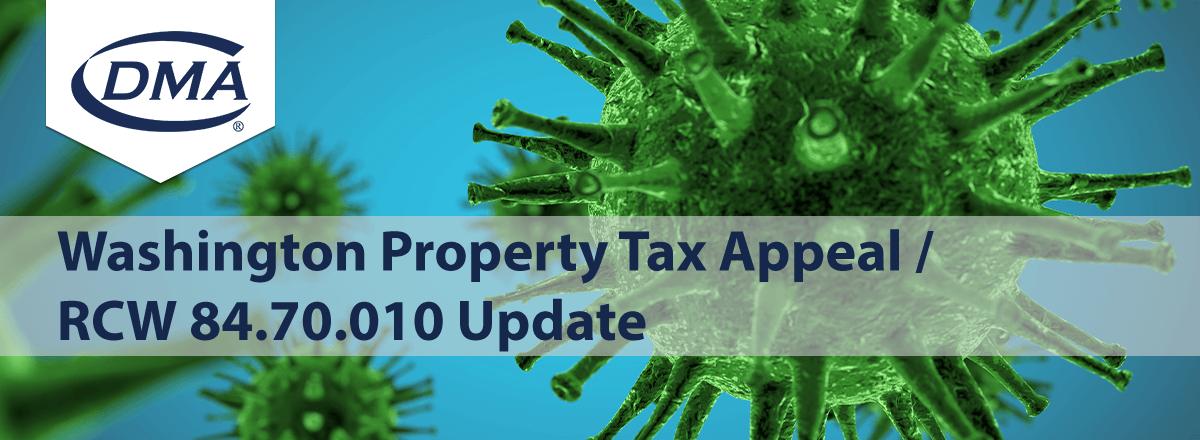 Washington COVID-19 Property Tax Response