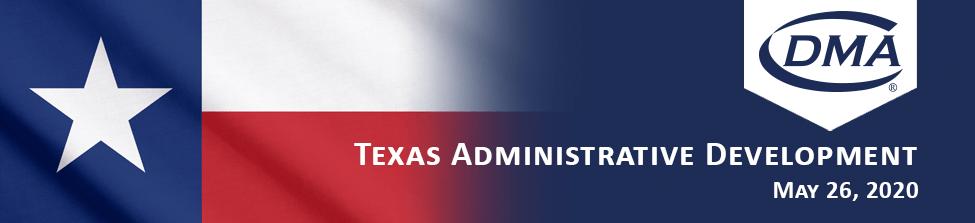 Texas Administrative Decision