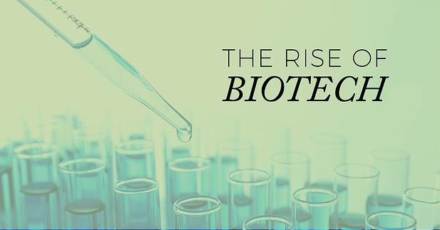 Biotech is Just Getting Started as a Growth Industry